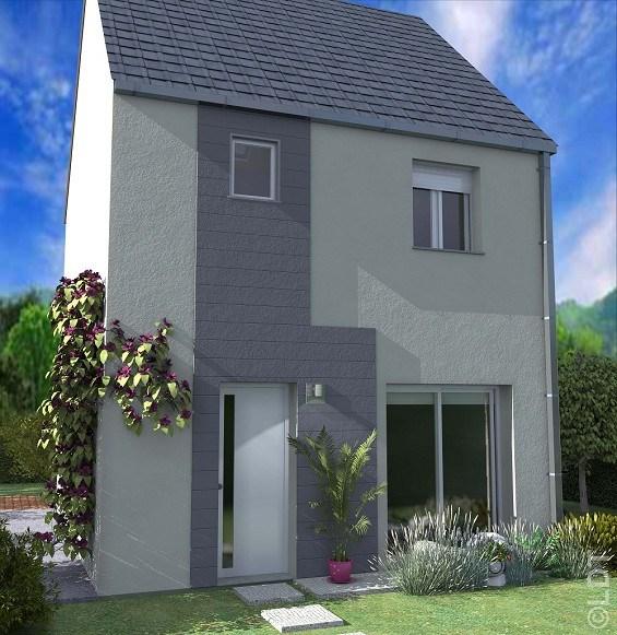 Maison  5 pièces + Terrain 414 m² Maisoncelles-en-Brie par L.D.T MEAUX