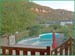 Location vacances La Cresse -  Gite - 6 personnes - Barbecue - Photo N° 1