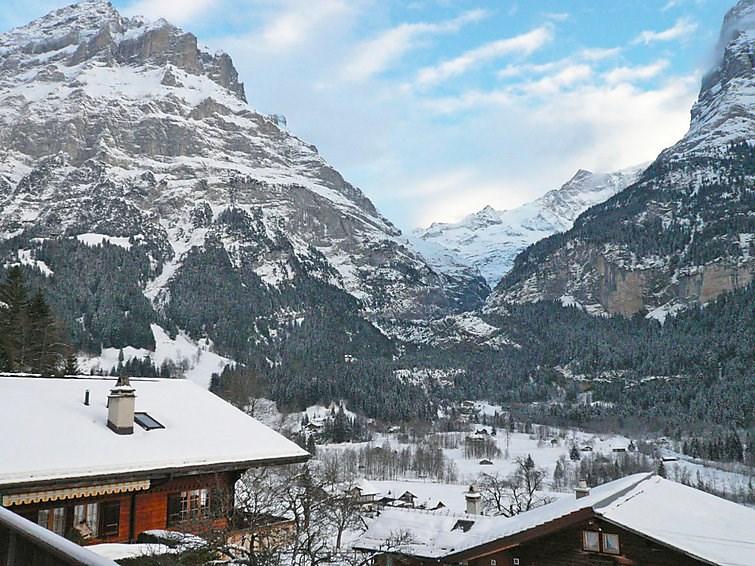 Maison pour 4 personnes à Grindelwald