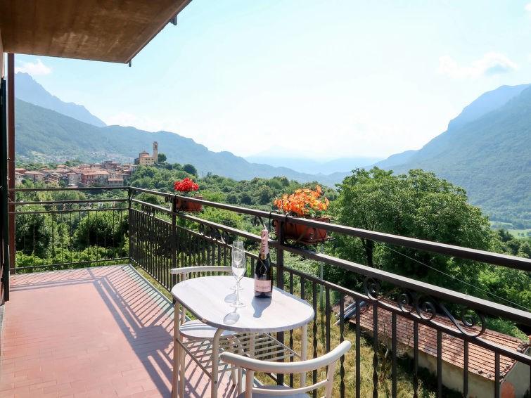 Location vacances Porlezza -  Appartement - 5 personnes -  - Photo N° 1