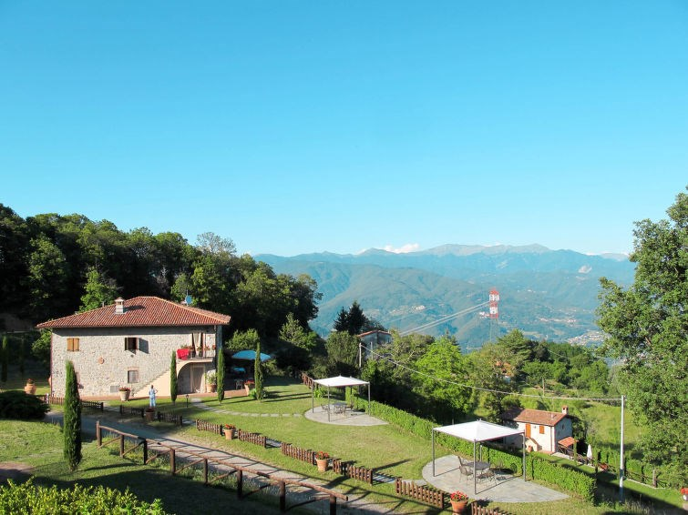 Location vacances Castelnuovo di Garfagnana -  Appartement - 5 personnes -  - Photo N° 1