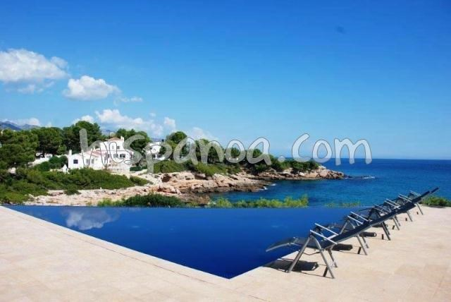 Location vacances l'Ametlla de Mar -  Maison - 8 personnes - Barbecue - Photo N° 1