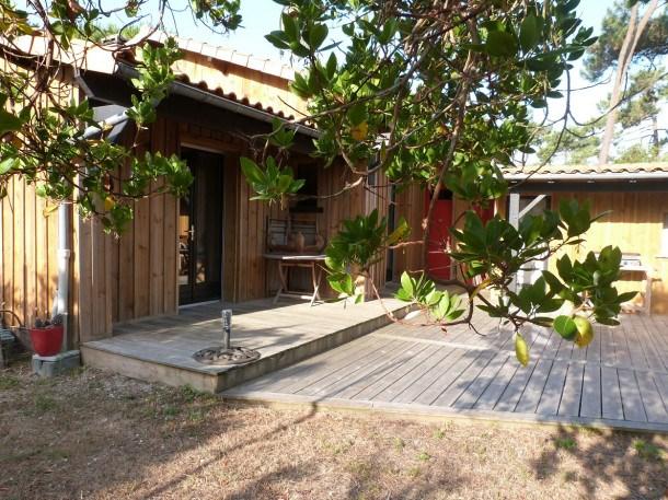 Location vacances Lège-Cap-Ferret -  Maison - 4 personnes - Télévision - Photo N° 1