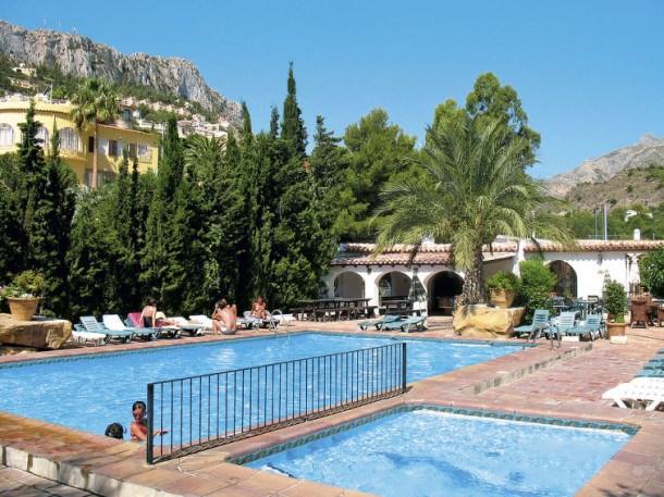 Location vacances Calp -  Appartement - 2 personnes - Billard - Photo N° 1