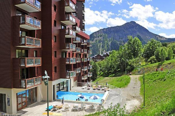 Location vacances Grésy-sur-Aix -  Appartement - 8 personnes - Télévision - Photo N° 1