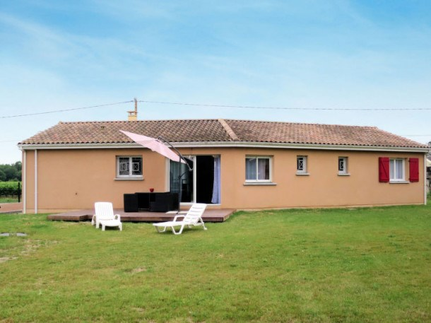Location vacances Valeyrac -  Maison - 8 personnes - Barbecue - Photo N° 1