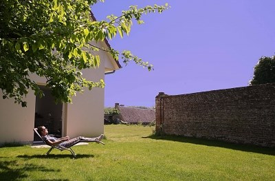 Ferienwohnungen Saint-Valery-sur-Somme - Hütte - 4 Personen - Garten - Foto Nr. 1