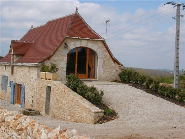 Holiday rentals Le Bastit - Cottage - 5 persons - BBQ - Photo N° 1