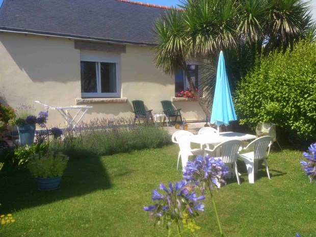 Holiday rentals Guilvinec - Cottage - 4 persons - BBQ - Photo N° 1