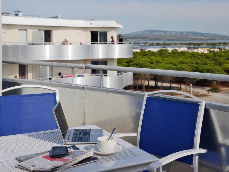 Location vacances Le Barcarès -  Appartement - 2 personnes -  - Photo N° 1