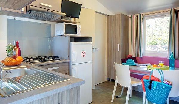 Le mobile home Alizé, idéal en famille ou entre amis !