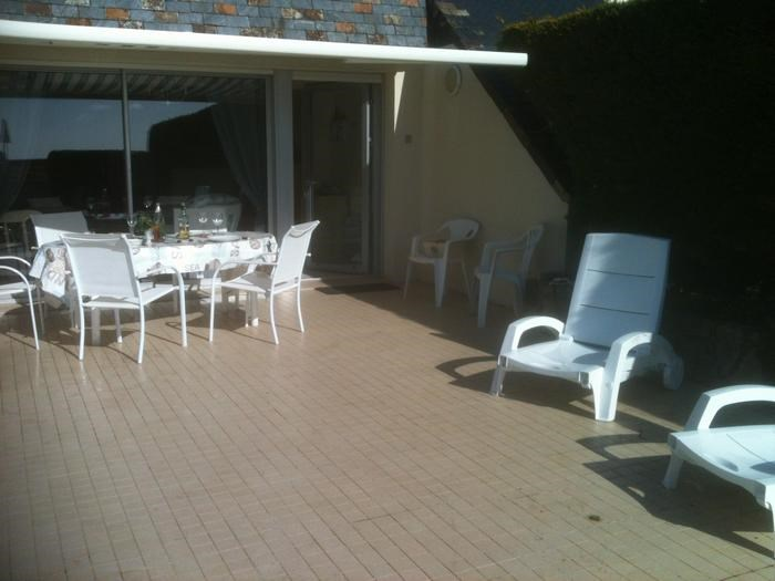Location vacances Damgan -  Appartement - 6 personnes - Barbecue - Photo N° 1