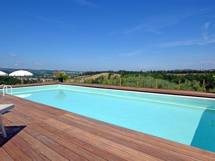 Location vacances Certaldo -  Appartement - 2 personnes -  - Photo N° 1