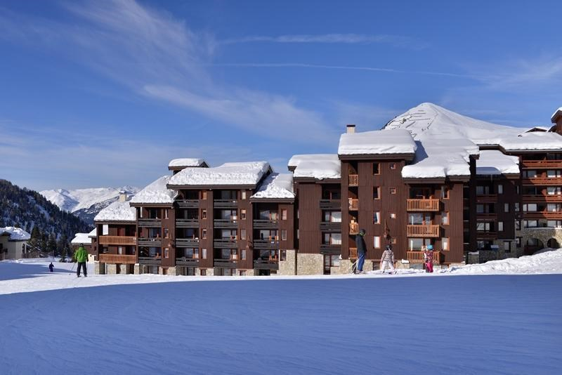 Appartement 3 pièces mezzanine 7 personnes (420)