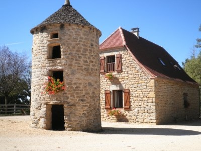 Holiday rentals Rignac - Cottage - 7 persons - BBQ - Photo N° 1