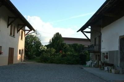 Location gîte rural Daniele et Gabrielle   DURET - Chens-sur-Léman