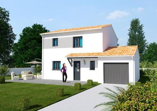 Maison  4 pièces + Terrain 561 m² Vaison-la-Romaine par MAISONS COTE SOLEIL SUD EST