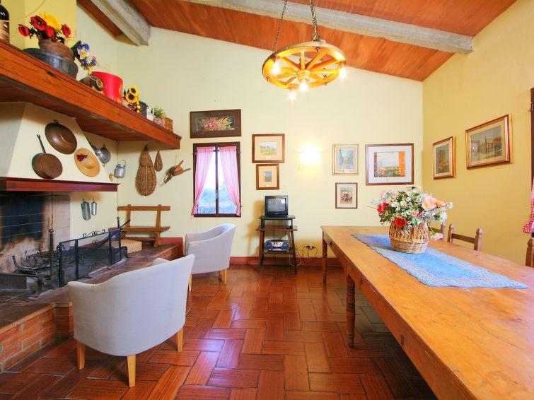 Studio pour 4 personnes à Terranuova Bracciolini
