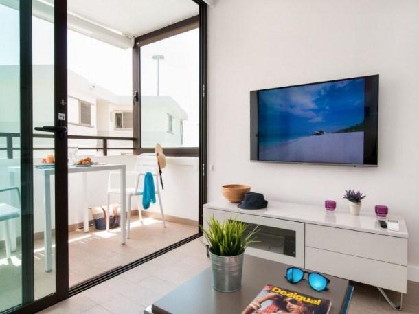 Location vacances San Bartolomé de Tirajana -  Appartement - 2 personnes - Lecteur DVD - Photo N° 1