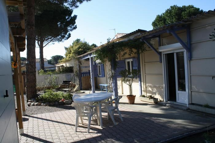 Location vacances Sainte-Marie-la-Mer -  Maison - 4 personnes - Barbecue - Photo N° 1