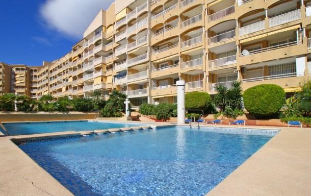 Location vacances Calp -  Appartement - 3 personnes - Télévision - Photo N° 1