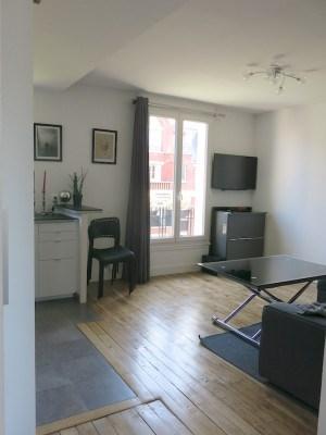 Location vacances Paris 20e Arrondissement -  Appartement - 4 personnes - Ascenseur - Photo N° 1