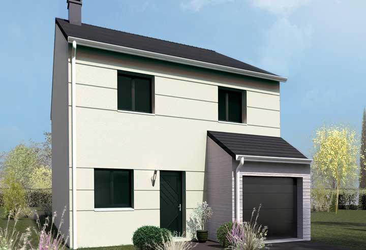 Maison  5 pièces + Terrain 331 m² Longpont-sur-Orge par MAISONS.COM