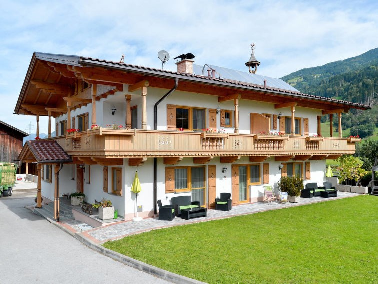 Location vacances Zell am Ziller -  Appartement - 9 personnes -  - Photo N° 1