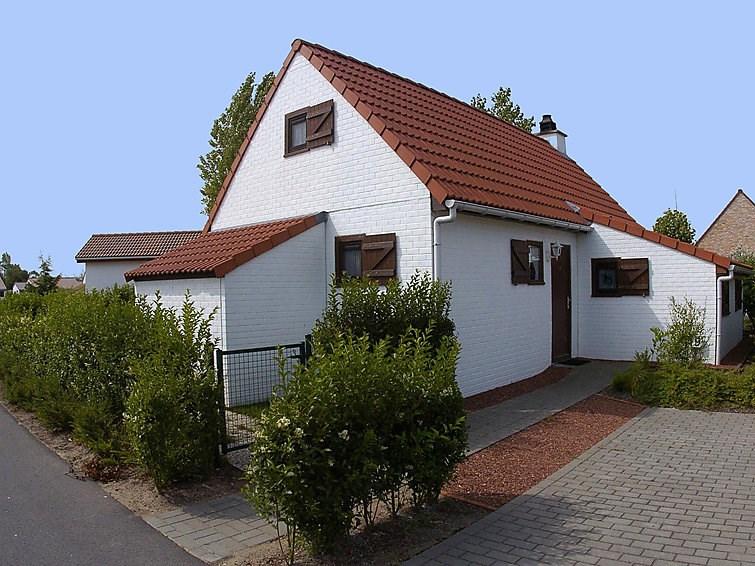 Maison pour 4 personnes à De Haan
