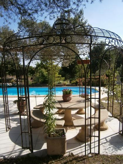 Location vacances Lourmarin -  Maison - 6 personnes - Barbecue - Photo N° 1