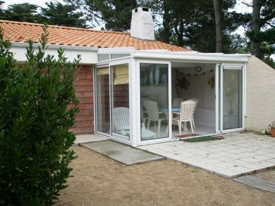 Maison 3 pièces de 60 m² environ pour 6 personnes située à 500 m de la mer et des commerces, la résidence « Les Marga...
