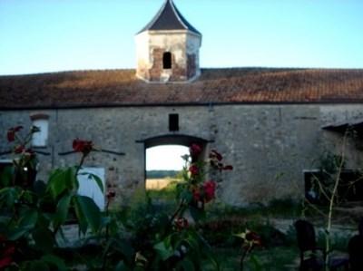 FERME  DU COLOMBIER - Coulombs-en-Valois