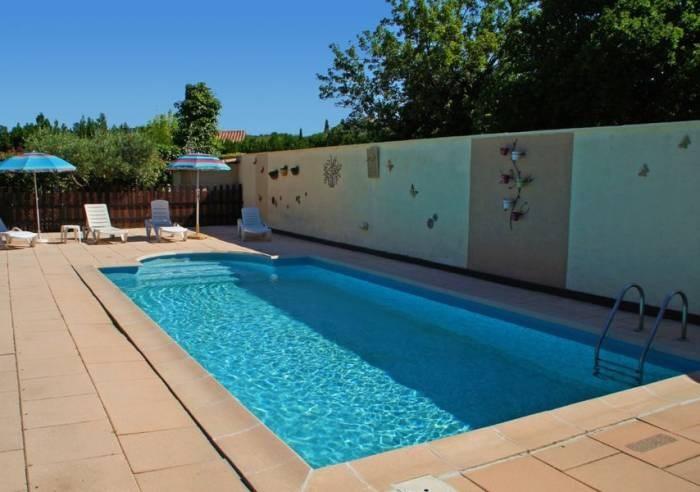 Location vacances Vaison-la-Romaine -  Chambre d'hôtes - 4 personnes - Barbecue - Photo N° 1