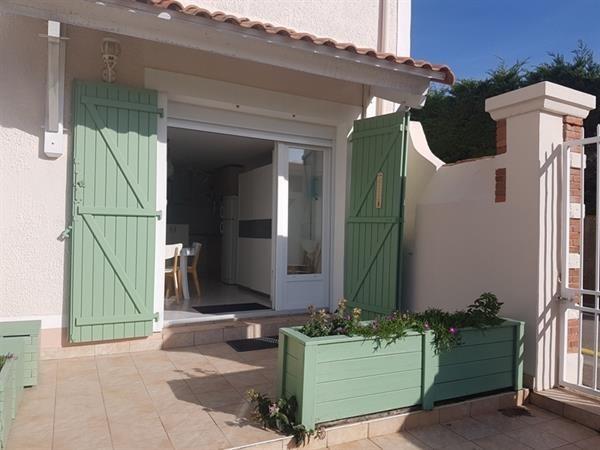 Location vacances La Bernerie-en-Retz -  Appartement - 5 personnes - Terrasse - Photo N° 1
