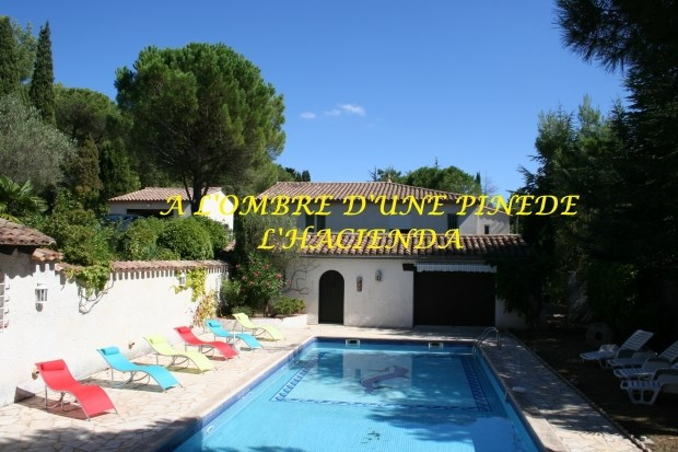 Location vacances Carcassonne -  Gite - 4 personnes - Barbecue - Photo N° 1