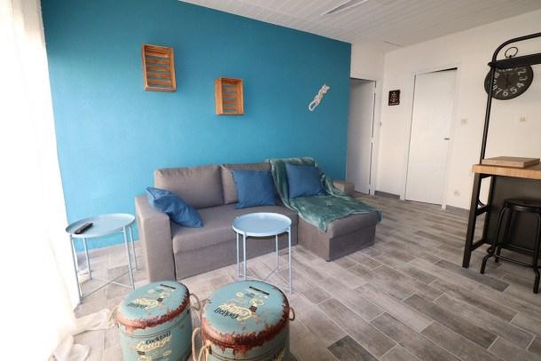 Location vacances Le Grau-du-Roi -  Appartement - 5 personnes - Télévision - Photo N° 1