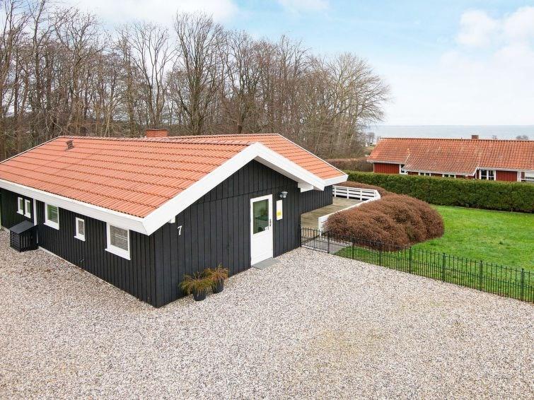 Maison pour 6 à Sjølund