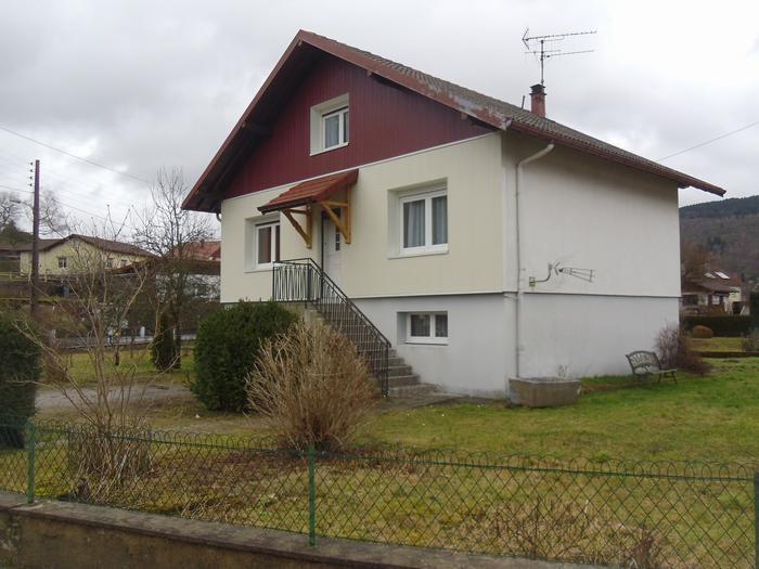 Detached House à LE THILLOT
