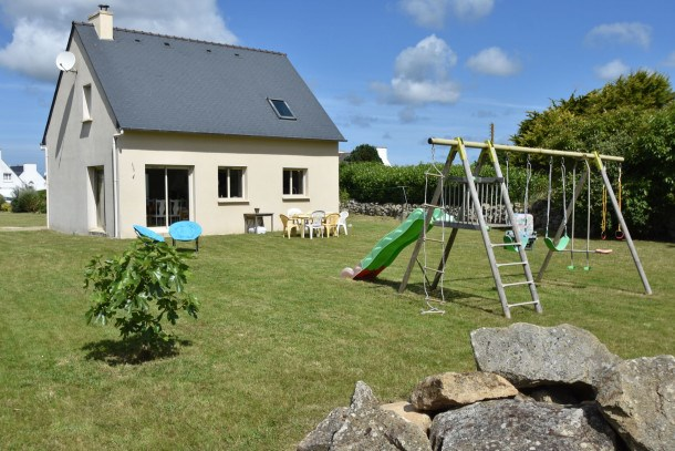 Location vacances Plouhinec -  Maison - 6 personnes - Barbecue - Photo N° 1
