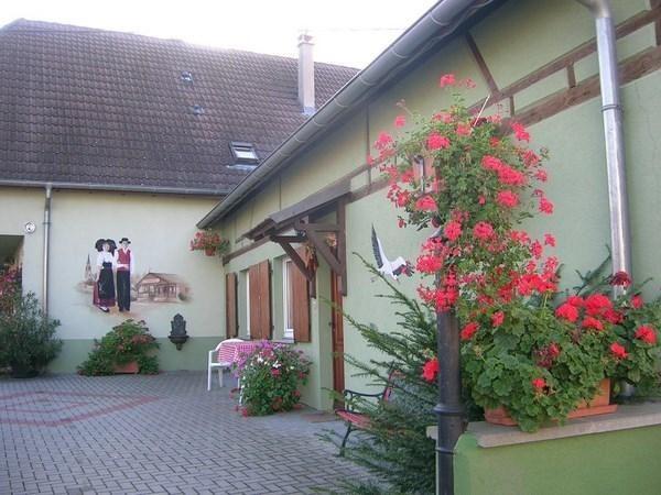 Studio pour 3 pers. avec internet, Riedwihr