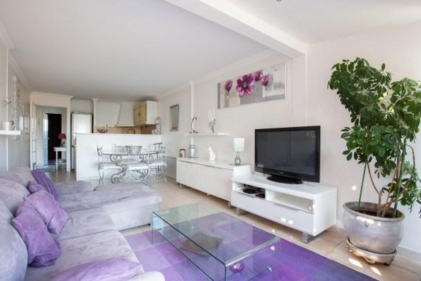 Location vacances Villeneuve-Loubet -  Appartement - 2 personnes - Barbecue - Photo N° 1