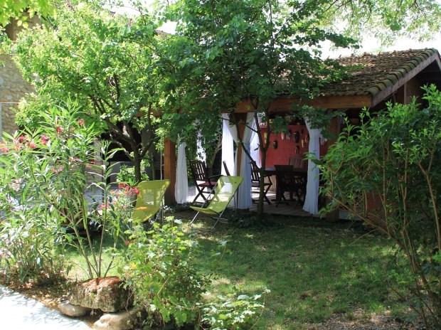 Location vacances Saint-Paul-lès-Romans -  Maison - 10 personnes - Jardin - Photo N° 1
