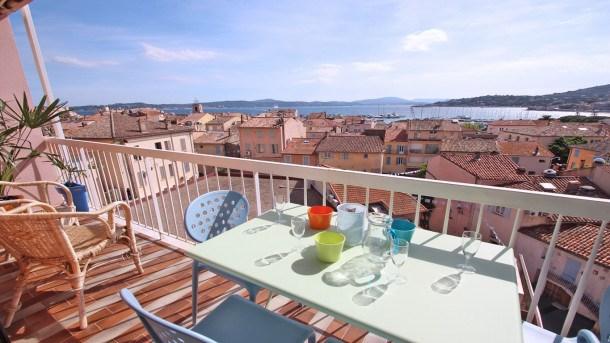 Location vacances Sainte-Maxime -  Appartement - 5 personnes - Télévision - Photo N° 1