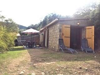 Location vacances Belvédère-Campomoro -  Gite - 2 personnes - Barbecue - Photo N° 1