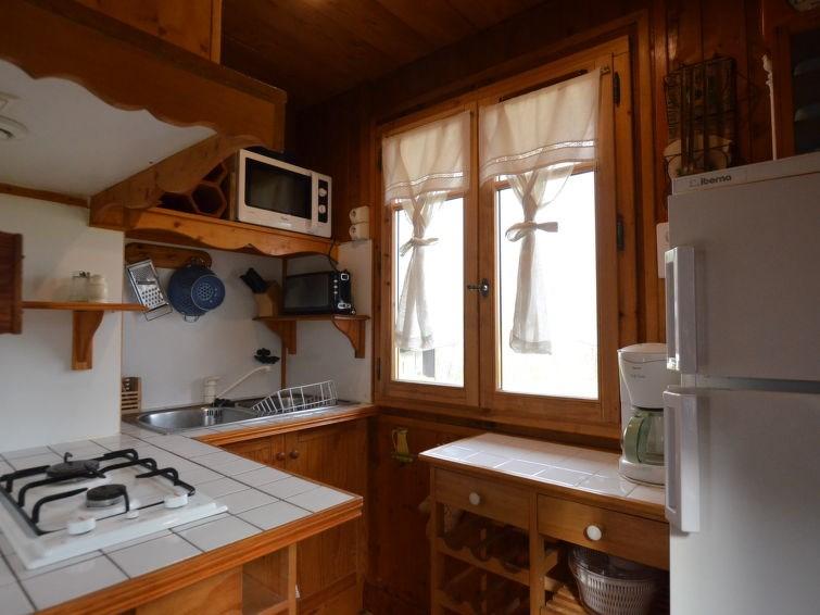 Maison pour 1 personnes à Chamonix