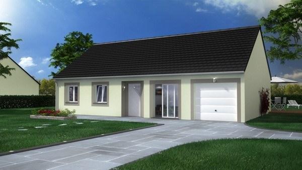 Maison  5 pièces + Terrain 800 m² Sillery par Maison Castor Reims