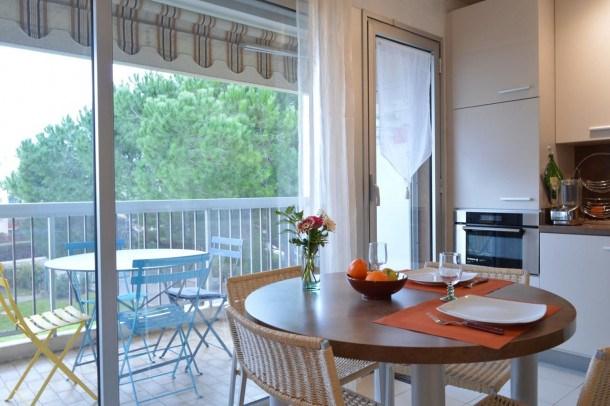 Location vacances Antibes -  Appartement - 3 personnes - Télévision - Photo N° 1