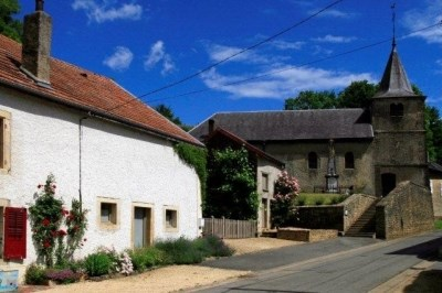 Holiday rentals Sapogne-sur-Marche - Cottage - 4 persons - BBQ - Photo N° 1