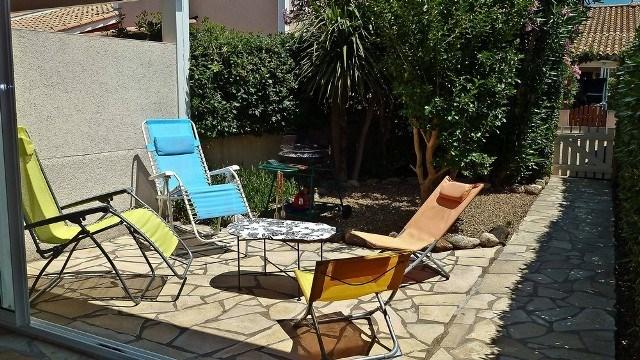 Location vacances Portiragnes -  Appartement - 4 personnes - Télévision - Photo N° 1