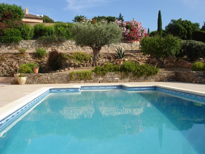 Affitti per le vacanze Sainte-Maxime - Appartamento - 2 persone - Giardino - Foto N° 1